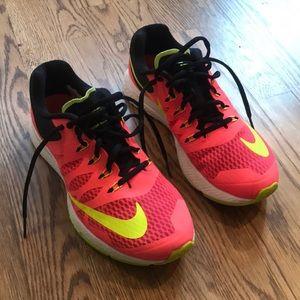 Nike Zoom Elite running shoes